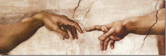 michelangelo_adão e Deus