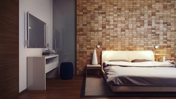 decorar las paredes de la casa con texturas
