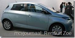 2012 Autosalon Geneve - Renault Zoe