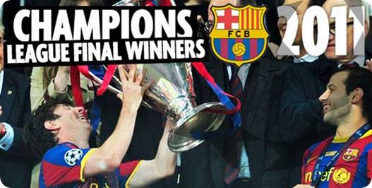 champions winner