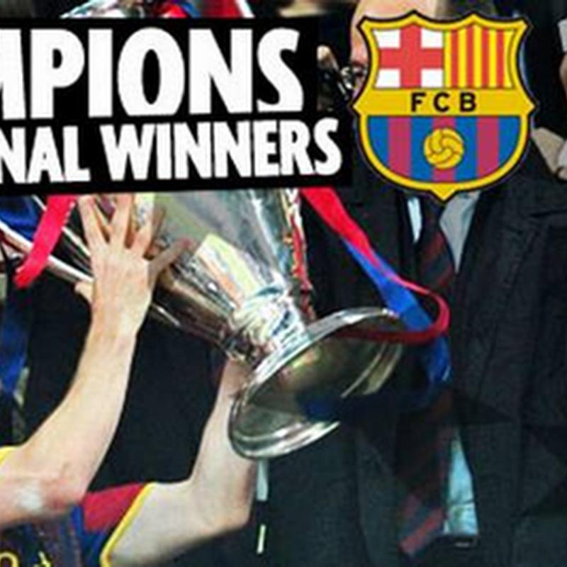 Algo más que Campeones de Europa