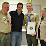 Eagle Scout Erik Kristopher Markert Brewster Troop 1