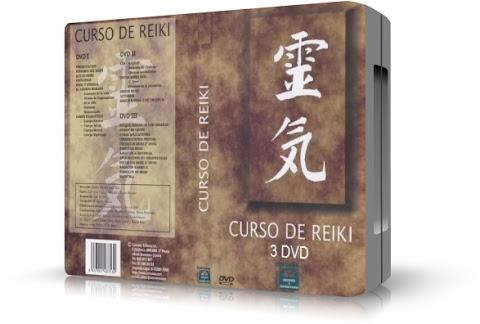CURSO COMPLETO DE REIKI [ Video DVD ] – Curso integral de Reiki en video, la técnica ancestral de sanación y armonización de los campos energéticos