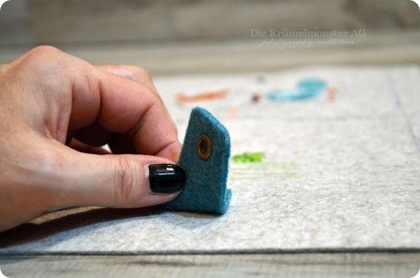 DIY Kalenderhülle aus Filz {Gastblogging Pixeldetails} Bild 06