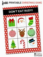 My Sisters Suitcase - Don't eat Rudy
