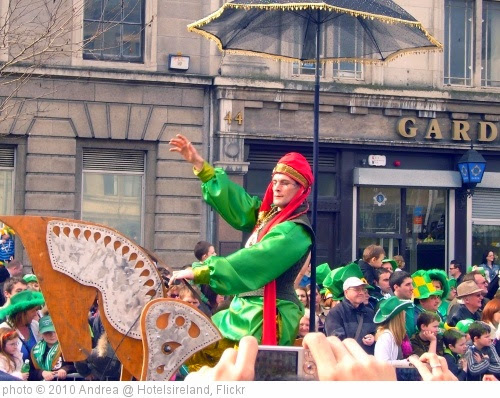 'St. Patrick s Day - Hotelsireland' photo (c) 2010, Andrea @ Hotelsireland - license: http://creativecommons.org/licenses/by/2.0/
