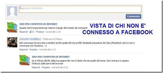 modulo-commenti-facebook-sconnesso