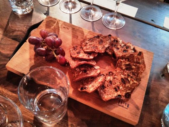 Raincoast Crisps donated by Lesley Stowe