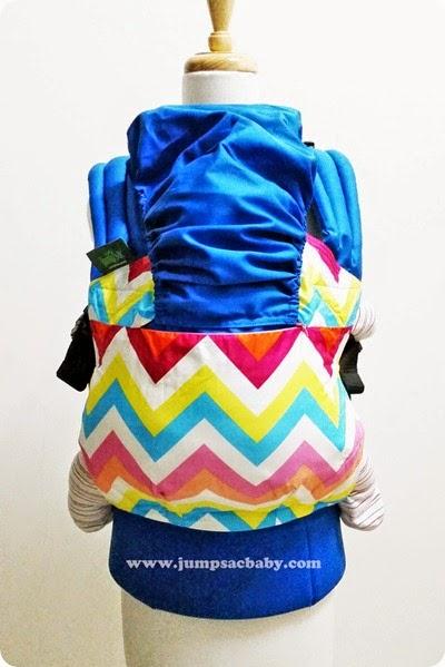 chevron-rainbow-turquoise-tuckable-hood-jumpsac-orbit-1