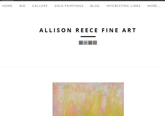 allison reese fine art