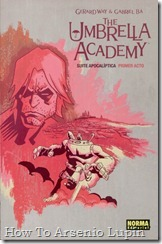 P00003 - The Umbrella Academy - Suite Apocaliptica #1