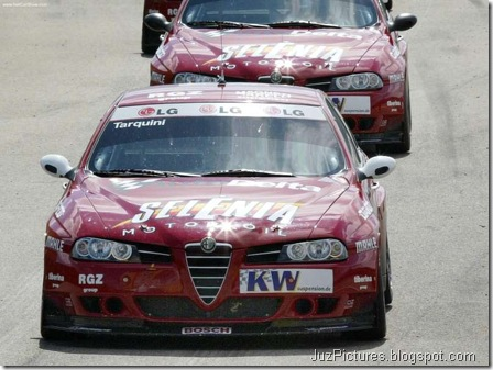 Alfa Romeo 156 GTA Autodelta7