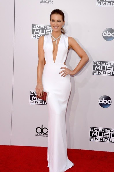 Kate Beckinsale attends the 2014 American Music Awards