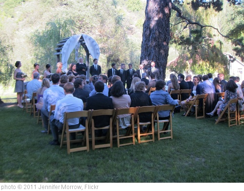 'The Congregation Awaits the Bride' photo (c) 2011, Jennifer Morrow - license: http://creativecommons.org/licenses/by/2.0/