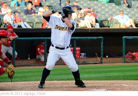 'Tyler Austin At Bat' photo (c) 2012, slgckgc - license: http://creativecommons.org/licenses/by/2.0/