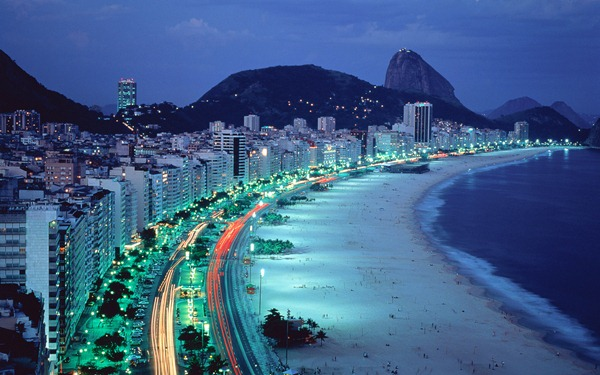 شواطئ البرازيل