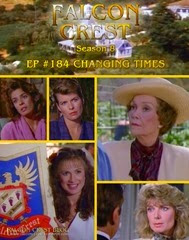 Falcon Crest_#184_Changing Times