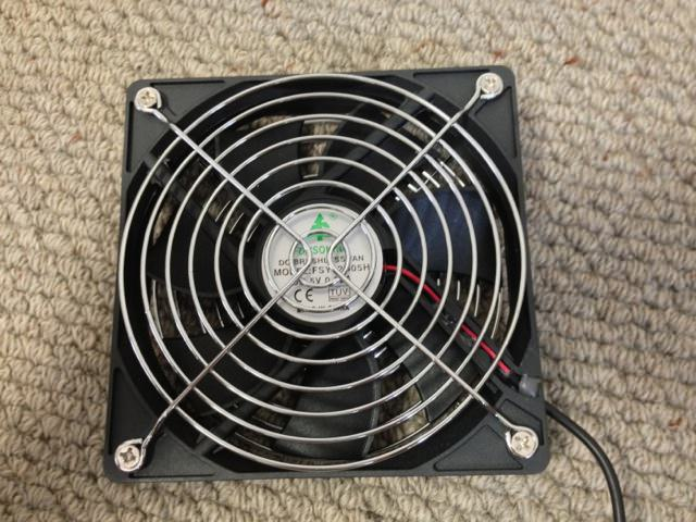 BIG FAN 120U for MEN2