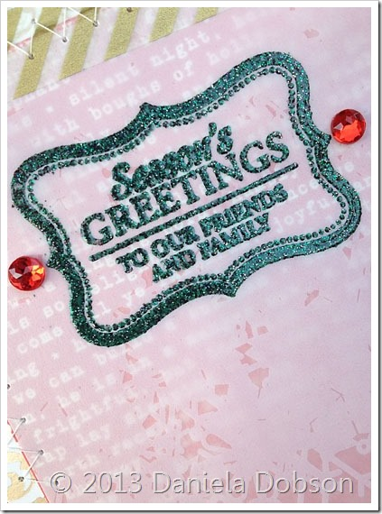 Season's greetings close by Daniela Dobson