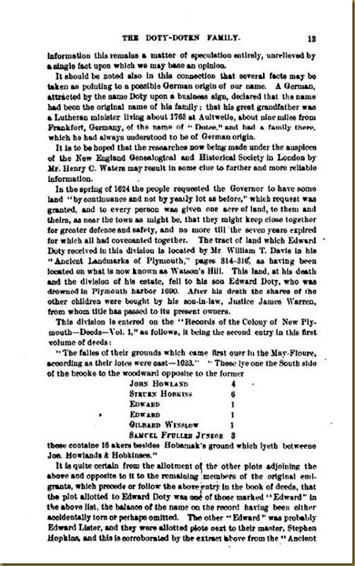 Doty-Doten Family In America - The Family of Edward Doty (8)