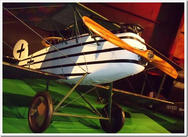Halberstadt CL IV aircraft