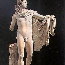 74 - Leocares - Apolo de Belvedere.JPG