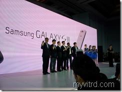 Pelancaran Samsung Galaxy SIII 5