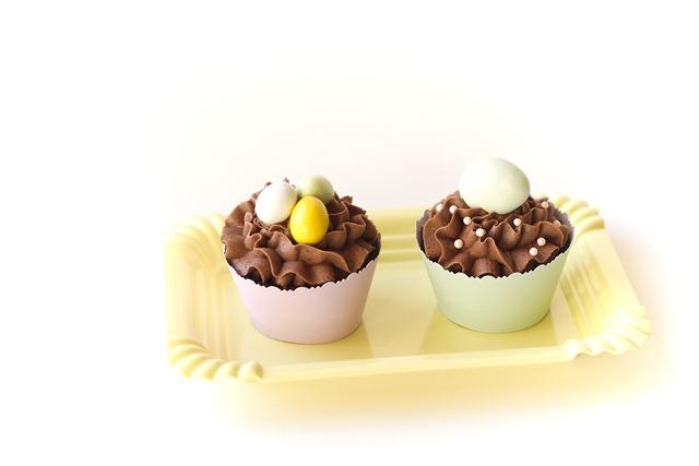 enkle og søte cupcakes til påske IMG_6269