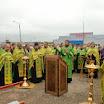 Начало крестного хода Саров-Дивеево 31 июля 2013 года.