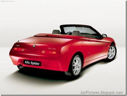 Alfa Romeo Spider (2003)6