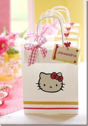 HK gift bag