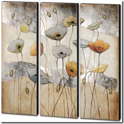40146_SPRING BREEZE ARTWORK ON DINING WALL 842 00 Mercana