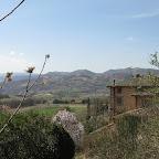 villa della cupa - panorama
