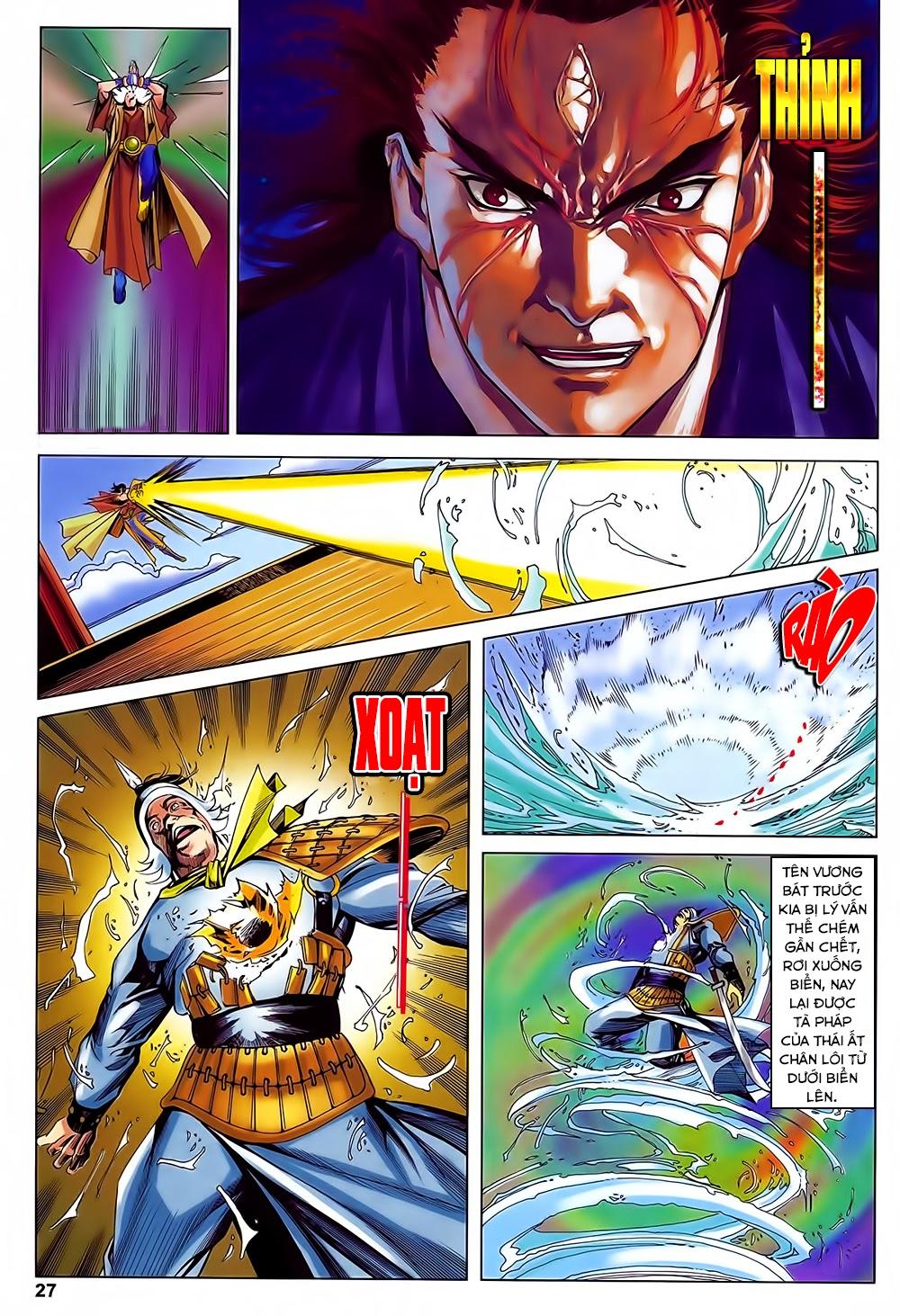 Lục Đạo Thiên Thư chap 31 - Trang 27