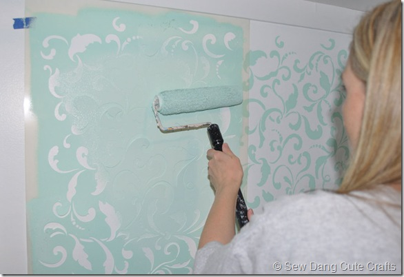 Painting-stencil