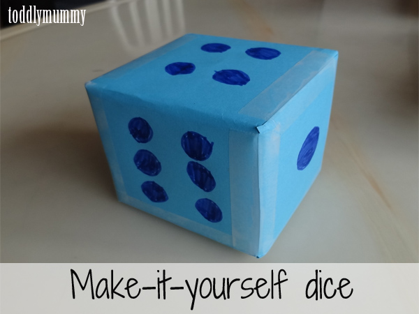Dice making cover