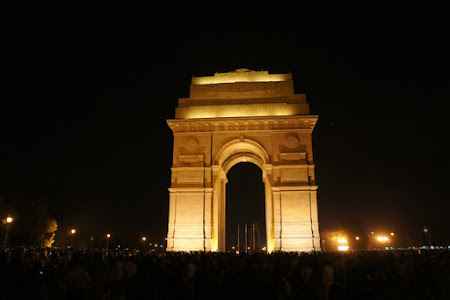 Imagini Delhi: Gate of India