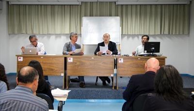Seminário internacional abordou o polêmico assunto da solicitação de novo visto para retorno ao Japão a quem recebeu ajuda de custo de passagem do governo japonês