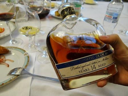 Degustare Kvint Tiraspol: Kvint 14 ani
