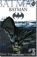 P00026 - Coleccionable Batman #26 (de 40)