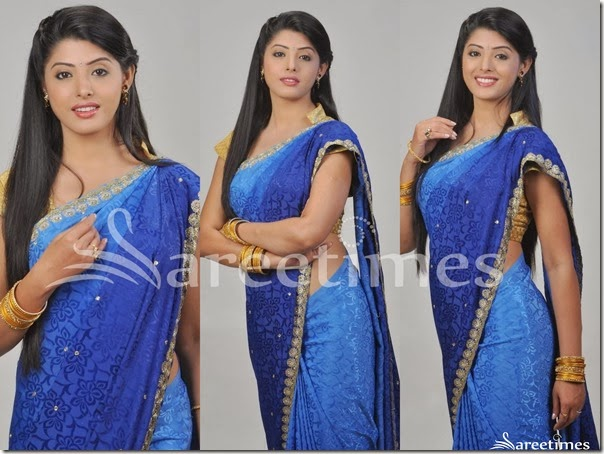 Sanchita_Blue_Printed_Saree