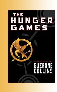Hunger Games gradient Orange