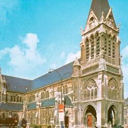 04.- Violet le Duc. Iglesia de Saint Denis