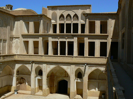 Kashan: traditional house