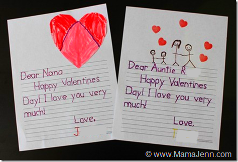 the valentines collection includes happy valentines day letters as well as valentines thank you letters i have varied the letters so that they could be