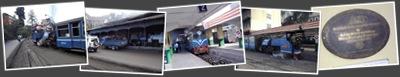 Darjeeling Schmalspurbahn anzeigen