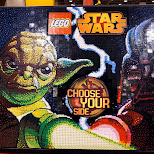LEGO star wars at Fanexpo 2014 in Toronto, Ontario, Canada