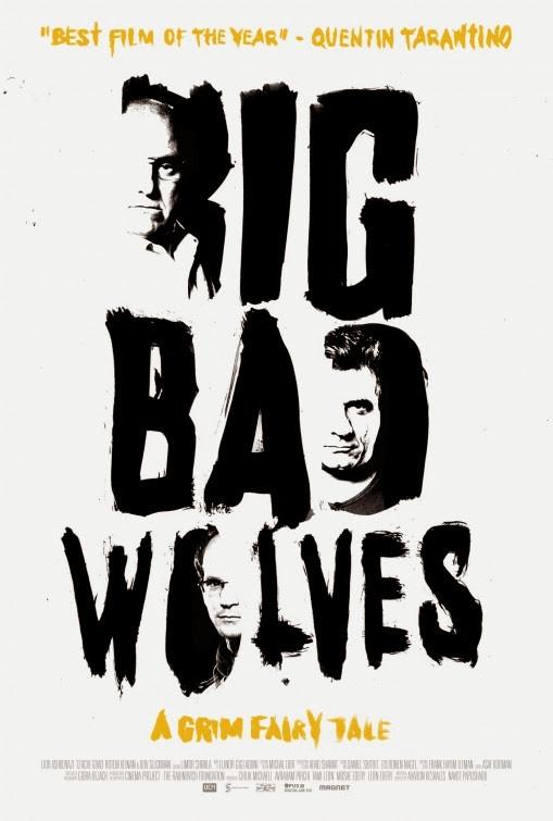 Big Bad Wolves poszterek és kulisszatitkok videó 01