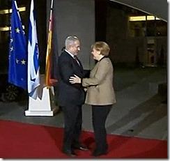 Netanyahu na Alemanha.Dez.2012
