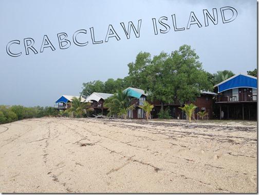 Crabclaw Island